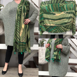 ITALIA zachte viscose sjaal