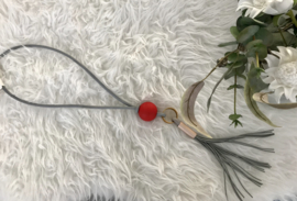Fashion design jewellery rubber collier 10