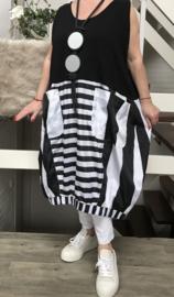 Moonshine ballon jurk apart/in meerdere kleuren