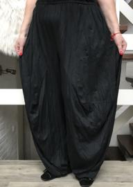 Moonshine jersey ballonbroek apart zwart