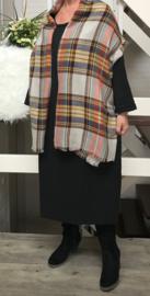 trendy sjaal geruit