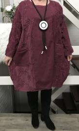 Moonshine jersey katoen jurk