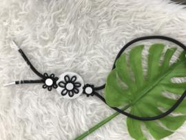 Fashion design jewellery rubber collier 43