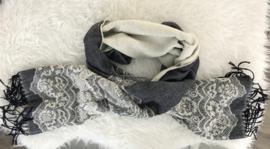 klassieke grote sjaal /in meerdere kleuren