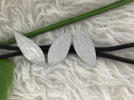 Fashion design jewellery rubber collier 77