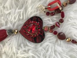Fashion design jewellery ketting