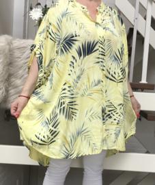 ITALIA viscose blouse/hemd (extra groot)