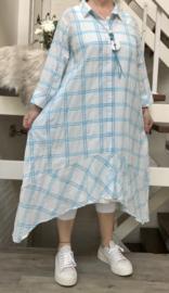 Zedd Plus A-lijn jurk/hemd + onderjurk