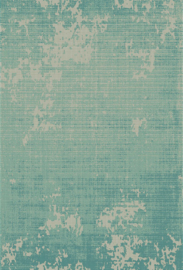 Vloerkleed Vintage 'Milano' Aqua