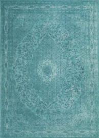 Vloerkleed VKW Glorieusement Vintage 'Cimarosa' Aqua