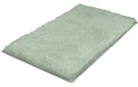 Kleine Wolke CLASSIC Cassy Badmat Mintgroen 60 x 100 CM