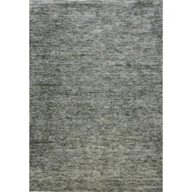 Vloerkleed VKW Scandinavisch Écrasement  'Louna' Taupe/Groen 230x160cm
