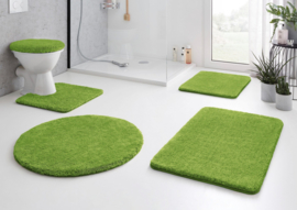 Kleine Wolke CLASSIC Relax Badmat Kiwi Groen