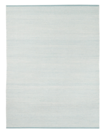 Vloerkleed Scandinavisch 'Erica' Lichtblauw/Off-White