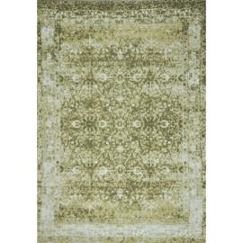 Vloerkleed VKW Glorieusement Vintage 'Lanvin' Groen 230x160cm