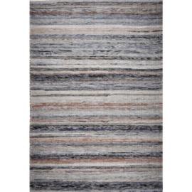 Vloerkleed VKW Scandinavisch Écrasement  'Feline' Grijs/Bruin 230x160cm