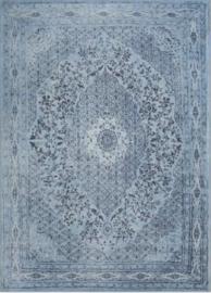 Vloerkleed VKW Glorieusement Vintage 'Cimarosa' Lichtblauw