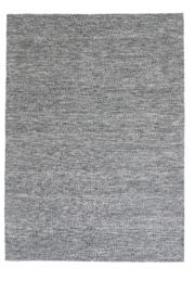 Vloerkleed Modern 'Gimle' Zwart/Off-White