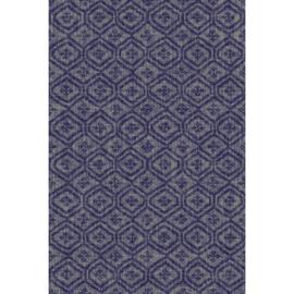 Vloerkleed Desso & Ex 'Vintage' Blauw