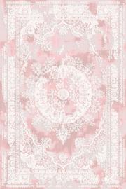 Vloerkleed Klassiek 'Rhodos Lily' Roze
