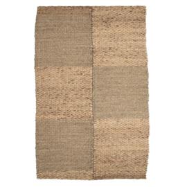 Vloerkleed Natuurlijk 'The Paddle Field Carpet' Natural 280x175cm
