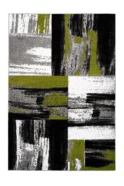Vloerkleed VKW Magnificent  'Swaggy Rambla' Groen