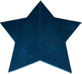 Misioo Speelmat Ster Navy Blauw 160x160cm