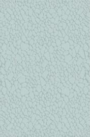 Vloerkleed Grafisch  'Gökçe' Turquoise