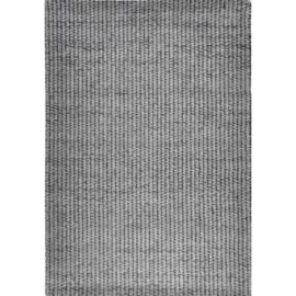 Vloerkleed VKW Scandinavisch Écrasement  'Aquaria' Zilvergrijs 230x160cm