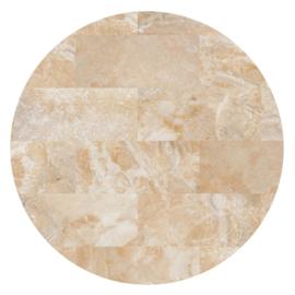 Vloerkleed Rond Sense of Marble 'Marmer'  Breccia