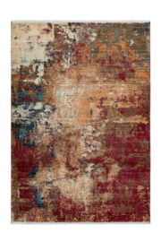 Vloerkleed VKW Magnificent 'Medley Modigliani' Rood