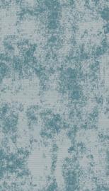Vloerkleed Industrieel  'Patterns & Shades'  Blauw/Groen