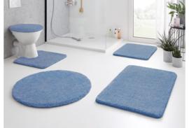 Kleine Wolke CLASSIC Relax Badmat Blauw