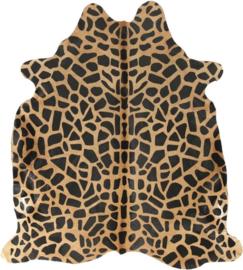 Koeienhuid Safari Collection Giraf 180x200cm