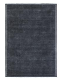 Vloerkleed Scandinavisch 'Aster' Grijs/Zwart