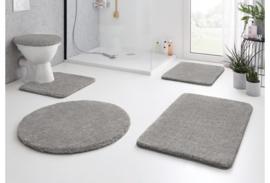 Kleine Wolke CLASSIC Relax Badmat Grijs