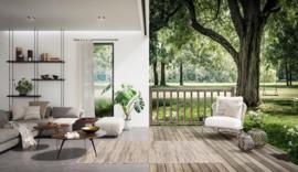 Vloerkleed Outdoor/Indoor Modern 'Dublin' Grijs 160x230cm