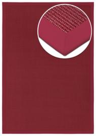 Vloerkleed 'Mio' Rood Bordeaux