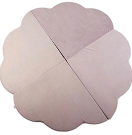 Misioo Speelmat  Bloem Lilac 160x160cm