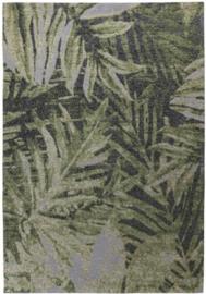 Vloerkleed VKW Magnificent Botanisch 'Passion Palm' Groen