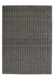 Vloerkleed Scandinavisch 'Tanne' Zwart/Wit