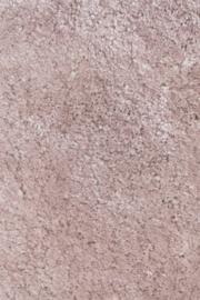 Vloerkleed Effen hoogpolig 'Gjall' Licht Roze