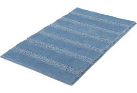 Kleine Wolke CLASSIC Monrovia Badmat Staal Blauw
