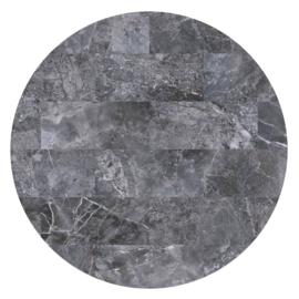 Vloerkleed Rond Sense of Marble 'Marmer'  Grigio