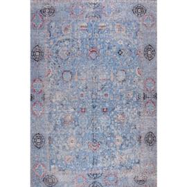Vloerkleed VKW Glorieusement Vintage 'Alnwick ' Blauw 230x160cm