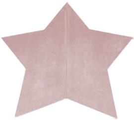 Misioo Speelmat Ster Roze 160x160cm