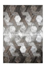 Vloerkleed VKW Magnificent  'Swaggy' Platina/Beige