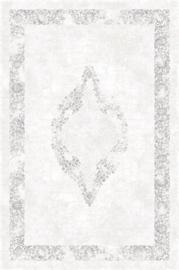 Vloerkleed Klassiek 'Aysel' Grijs