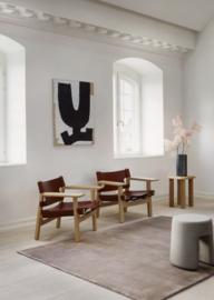 Vloerkleed Scandinavisch 'Nanna' Warmgrijs