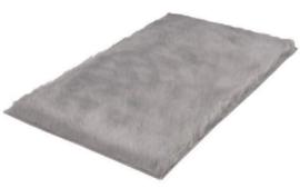 Kleine Wolke CLASSIC Cassy Badmat Nevel Grijs 60 x 100 CM